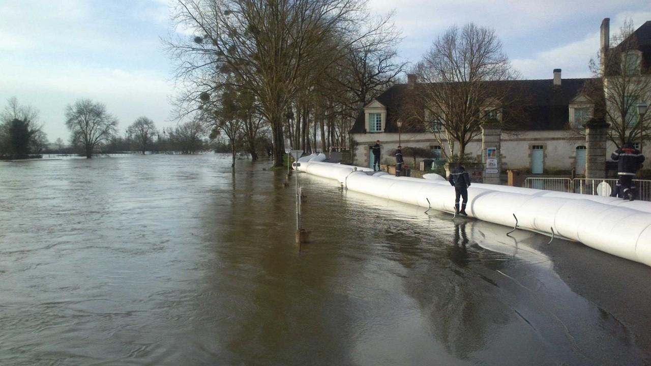 NoFloods Barriers Europe Demo Tour