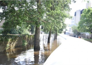 Alencon Hospital Protected From Flooding